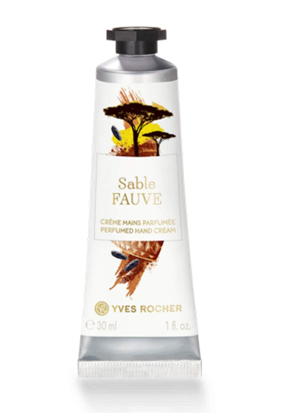 Yves Rocher 62884 Sable Fauve Perfumed Hand Cream  كريم لليدين