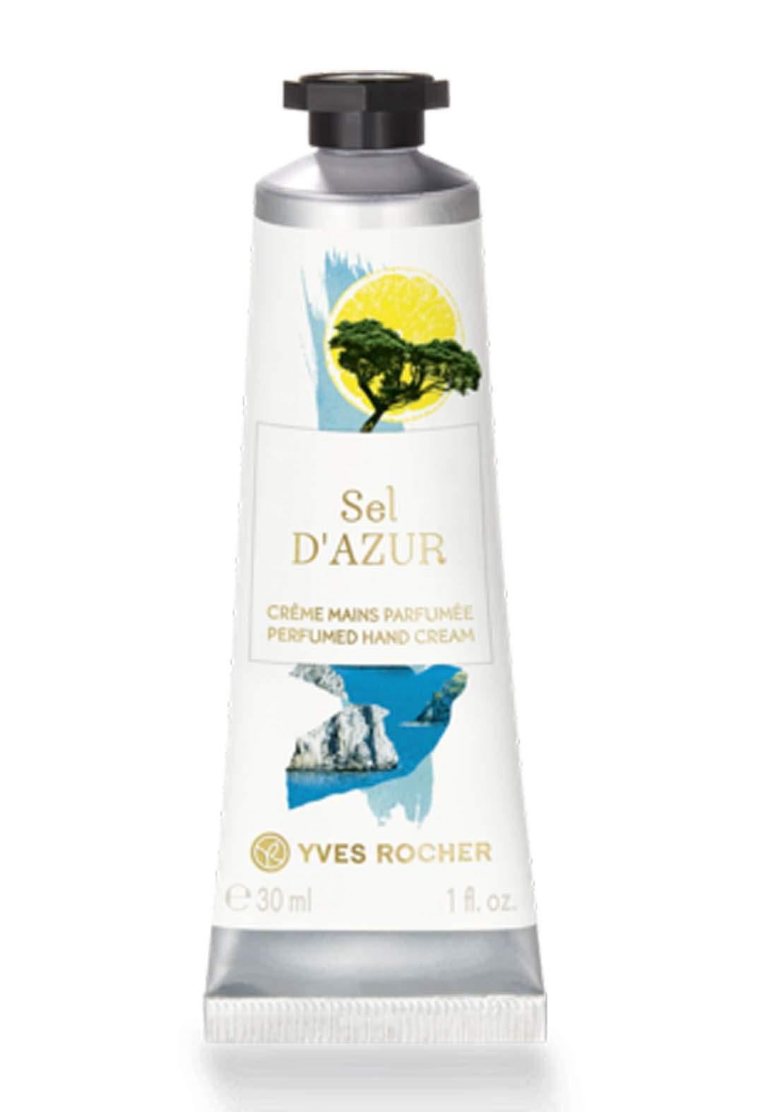 Yves Rocher 63193 Sel d'Azur Perfumed Hand Cream كريم لليدين