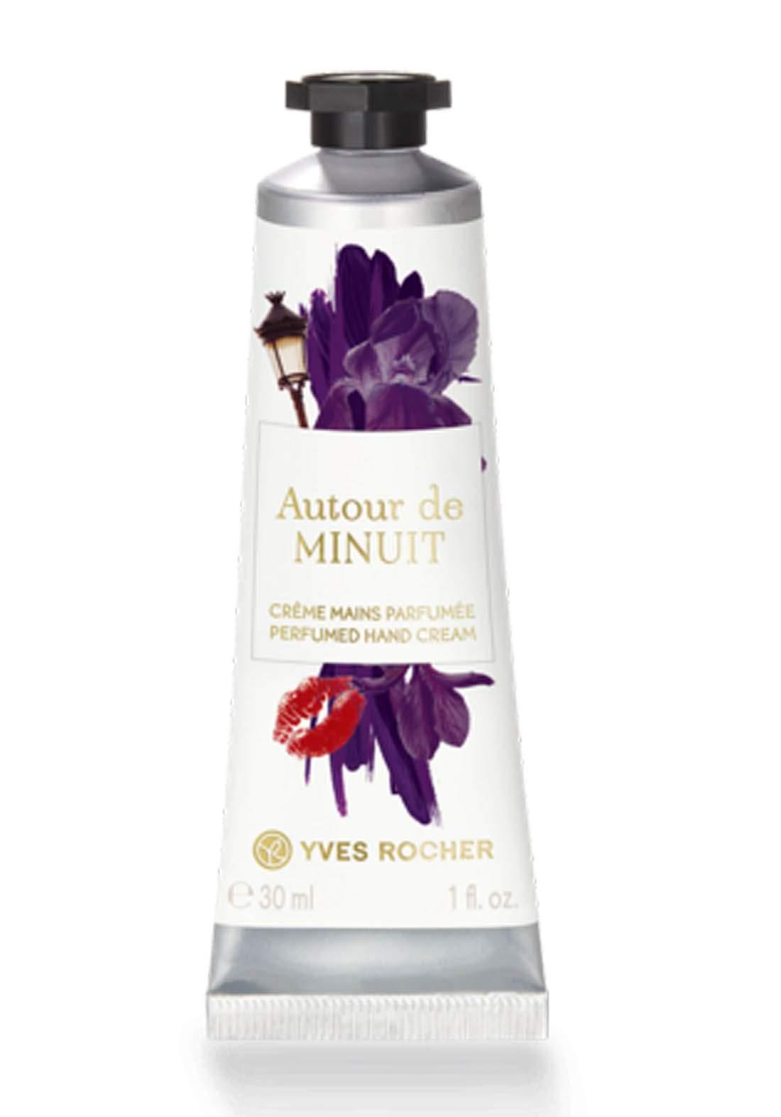 Yves Rocher 63966 Autour de Minuit Perfumed Hand Cream كريم لليدين