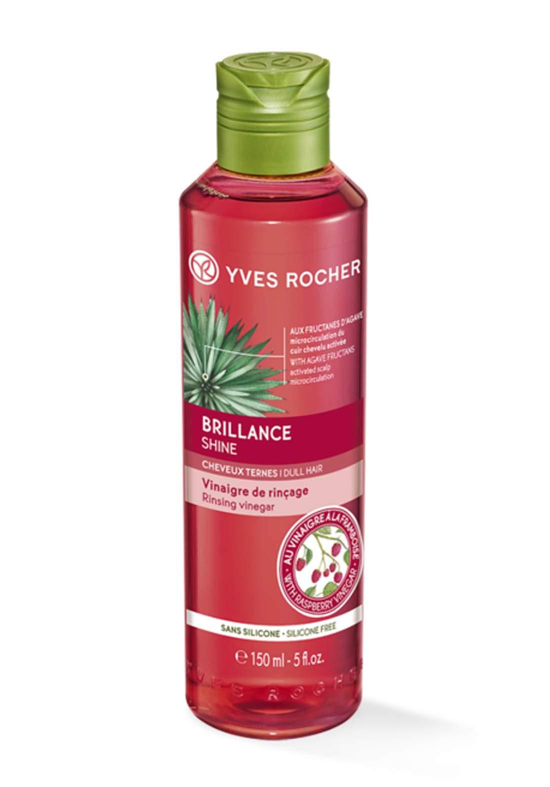 Yves Rocher 64871 Shine - Rinsing Vinegar 150ml خل التوت