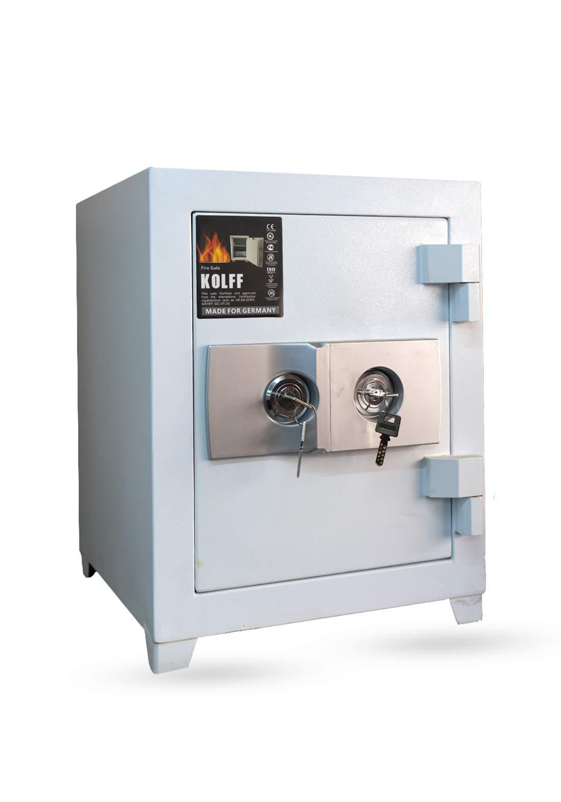 Money Safe Box 62 kg خزنة معدنية (قاصة)