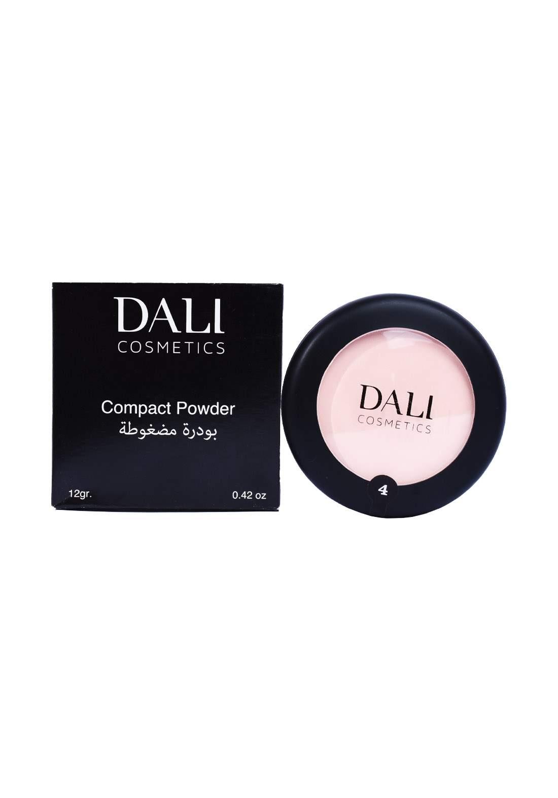 Dali Cosmetics  Compact Powder No.4 باودر
