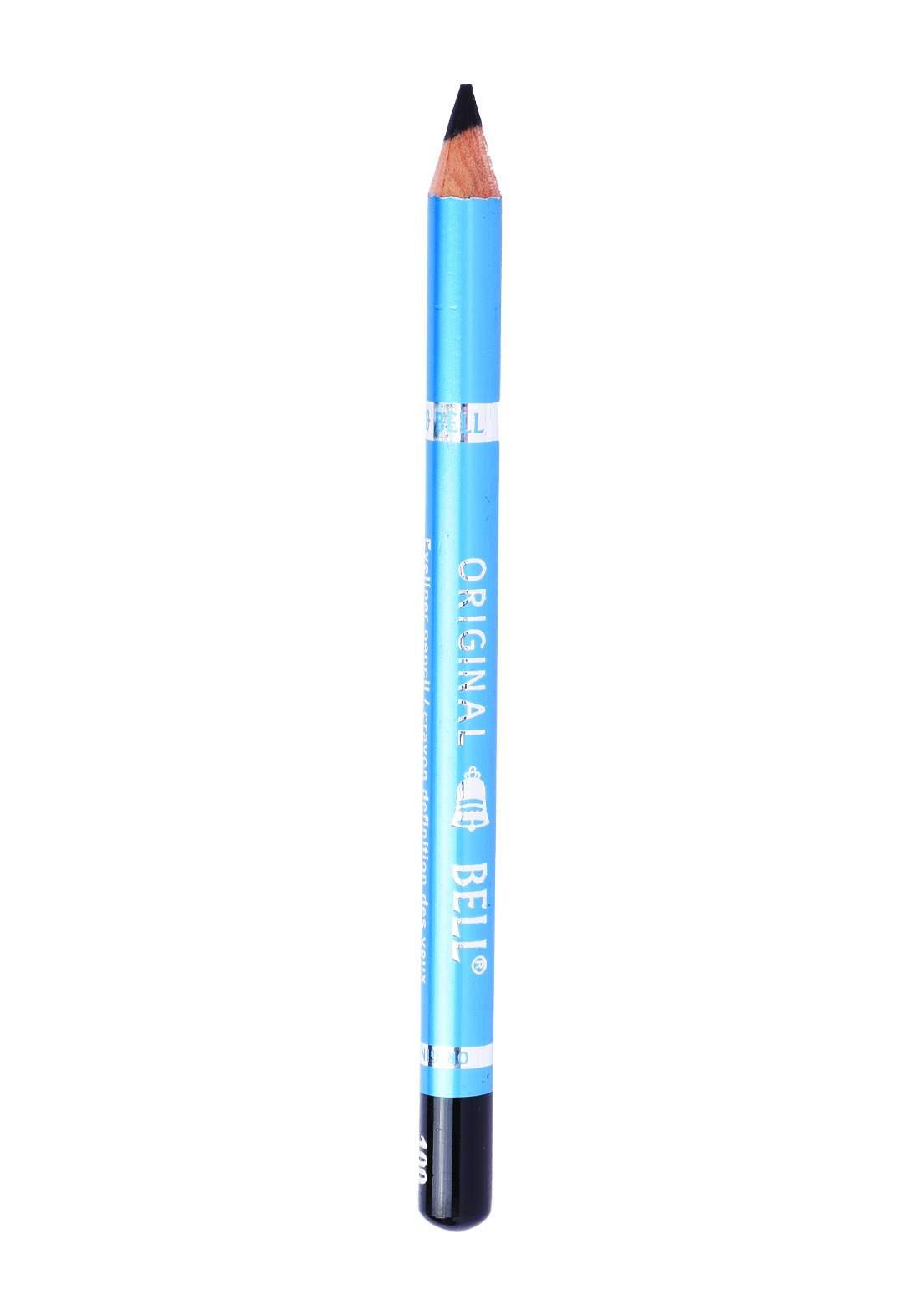 Original Bell eyeliner pencil waterproof long lasting No.100 قلم تحديد العين