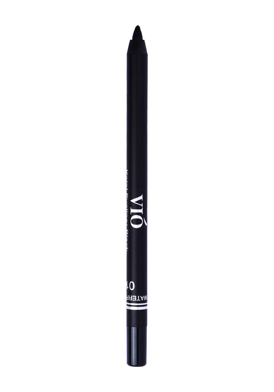 Vio Kajal Eyeliner No.01-Black محدد العيون