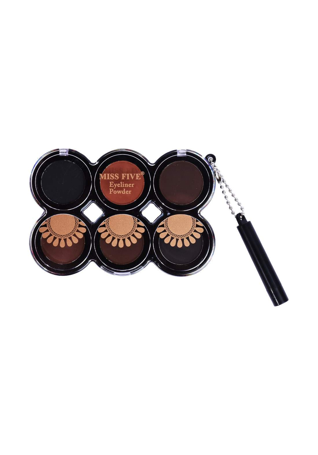 Miss Five Eye Liner Smudge Proof and Water Proof مصحح حواجب ومحدد عيون