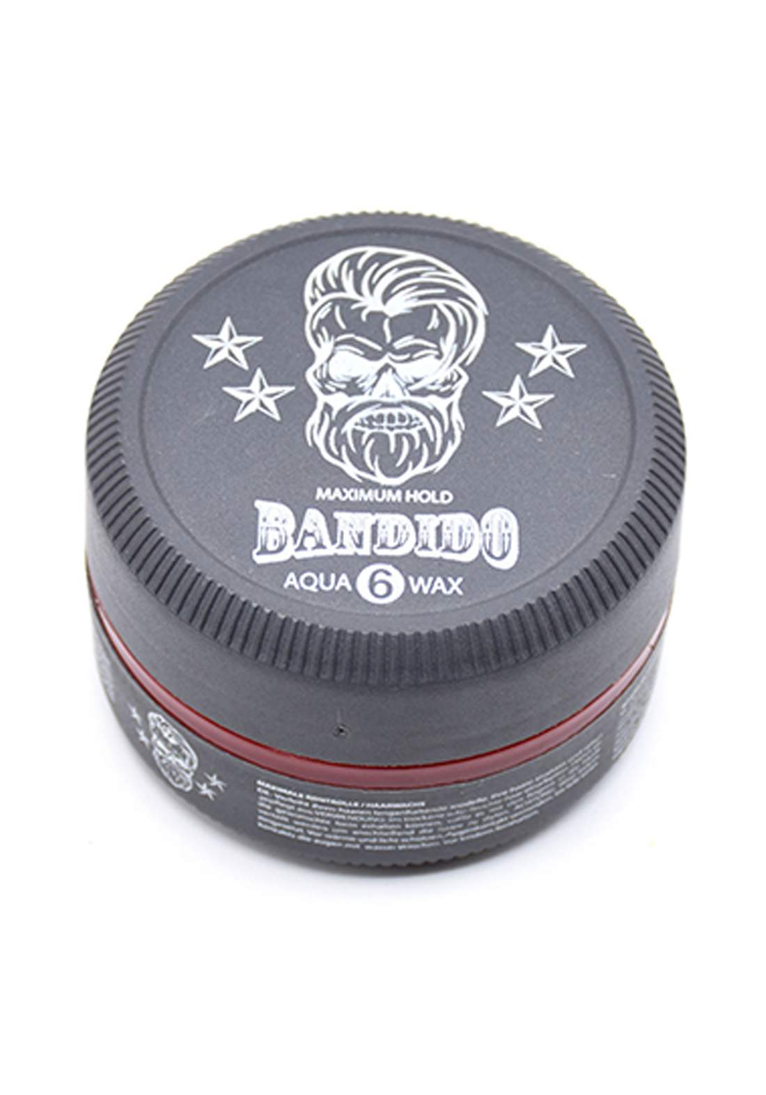 Bandido Aqua 6 Wax  Maximum Hold-150ml جل تصفيف الشعر
