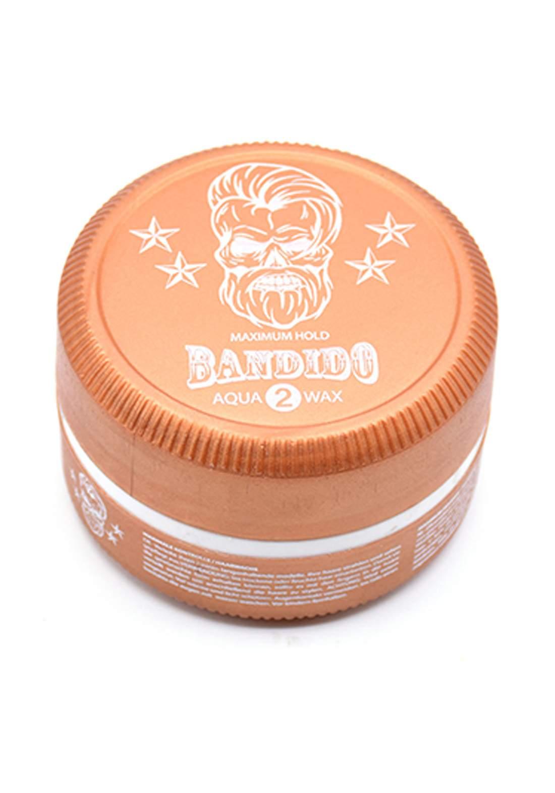 Bandido Aqua 2 Wax  Maximum Hold-150ml جل تصفيف الشعر