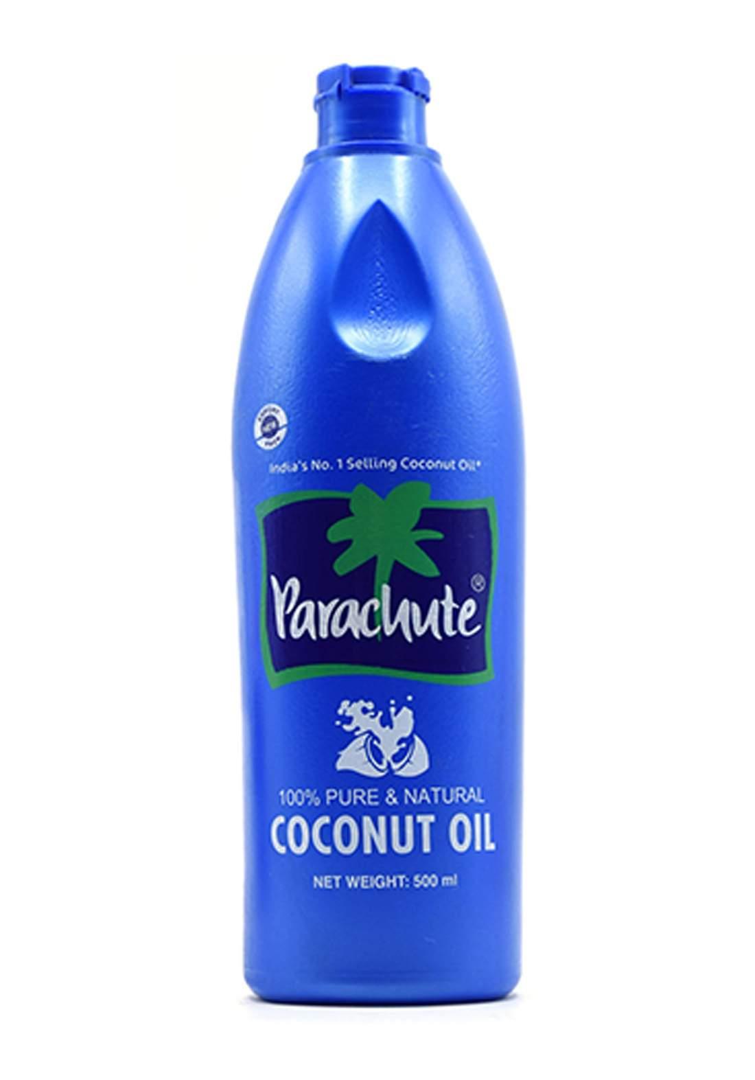Parachute Pure Coconut Oil 500 ml زيت جوز الهندد