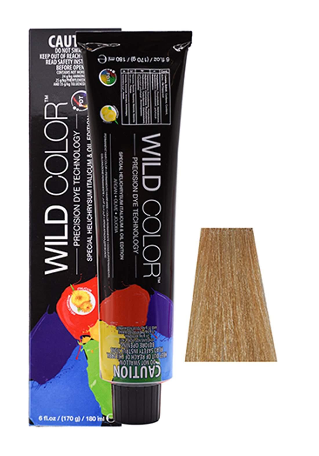 Wild Color Hair Color Cream 8.3 8G -Light Golden  Blond صبغة شعر