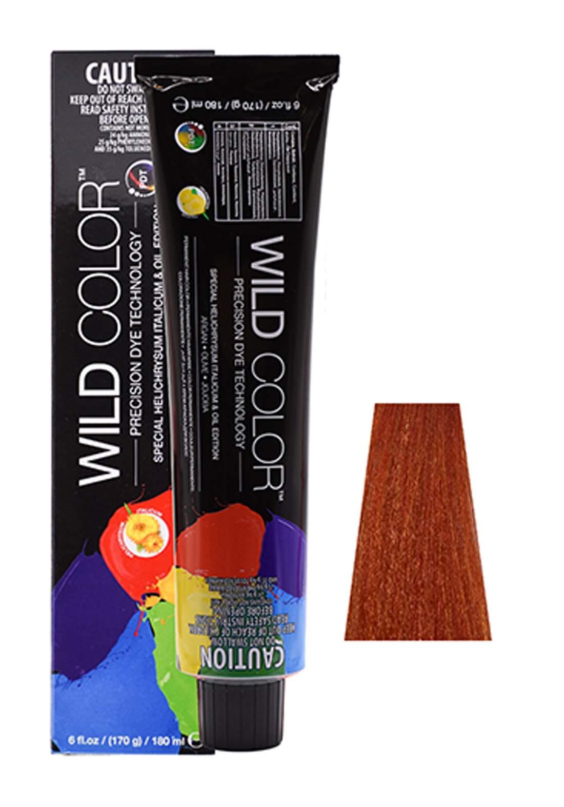 Wild Color Hair Color Cream 7.44 7CC -Intensive Copper Blond صبغة شعر