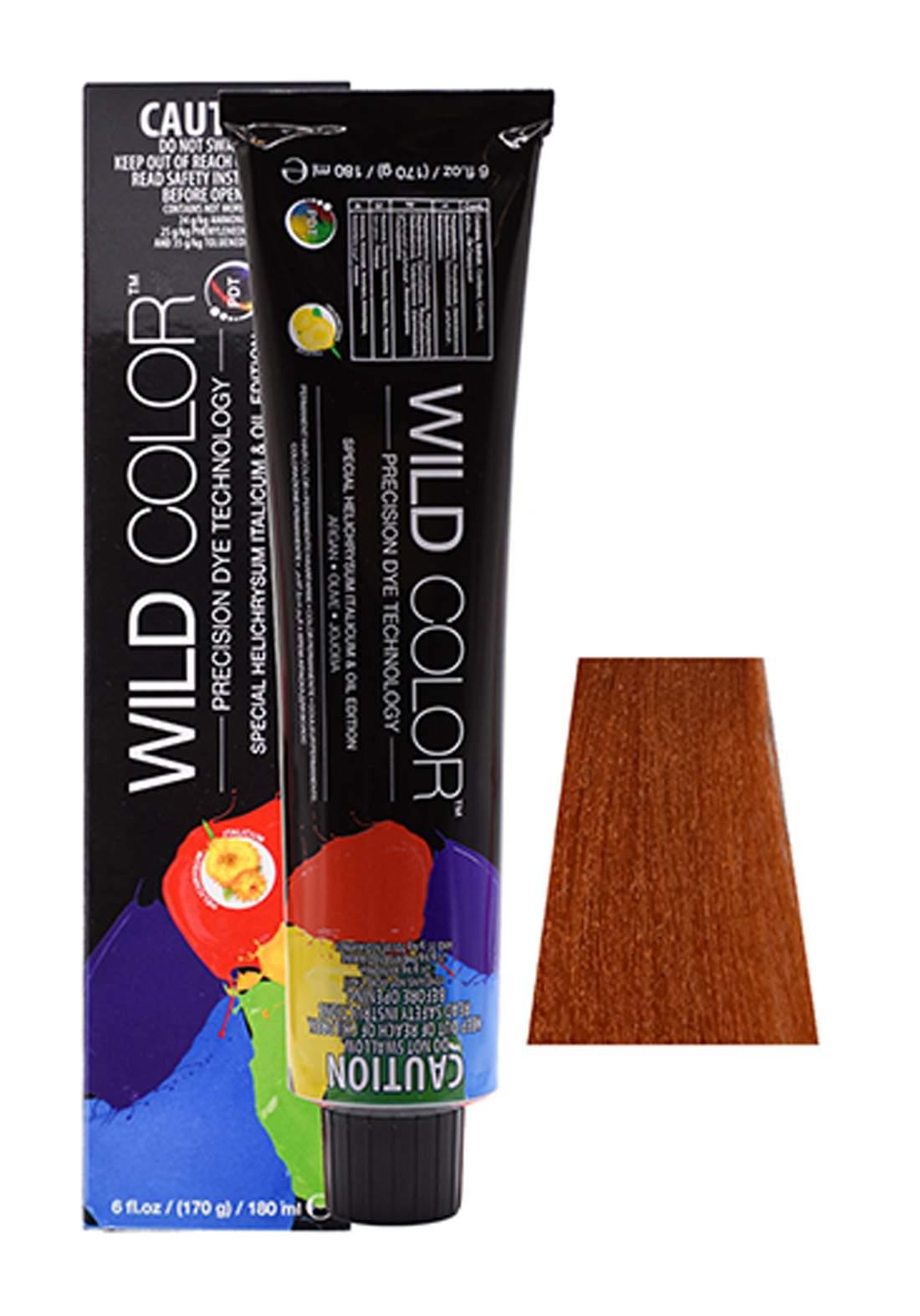 Wild Color Hair Color Cream 9.4 9C -Very Light Copper Blond صبغة شعر