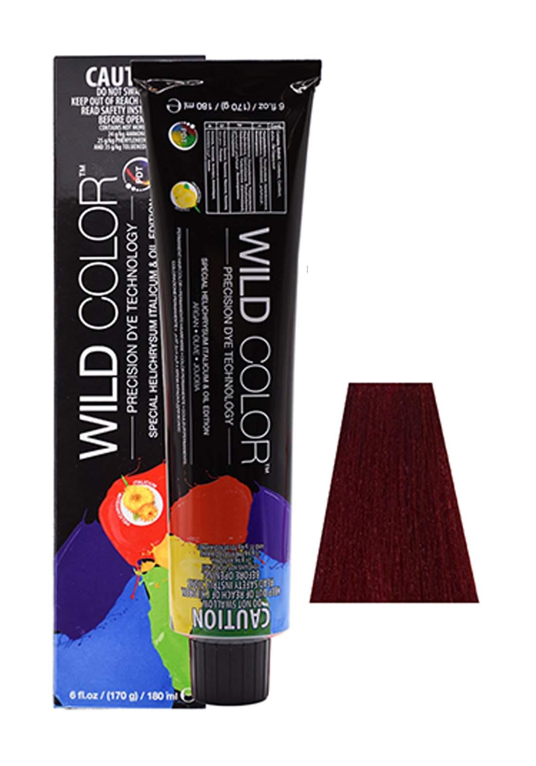 Wild Color Hair Color Cream 6.66 6RR - Intensive Red Dark Blond صبغة شعر