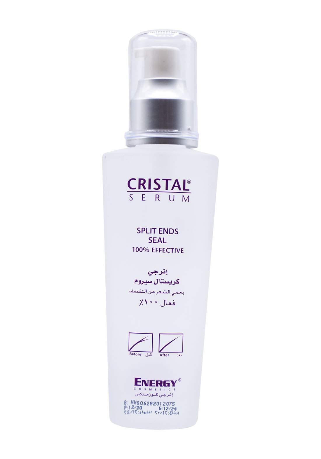 Energy Cristal Serum Split Ends Seal 100 ml-سيروم للشعر