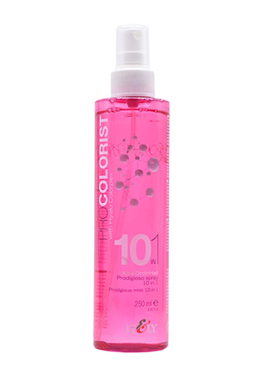 Itely Pro Colorist Xtra Ordinhair 10 in 1 Spray 250ml بخاخ حماية لون الشعر