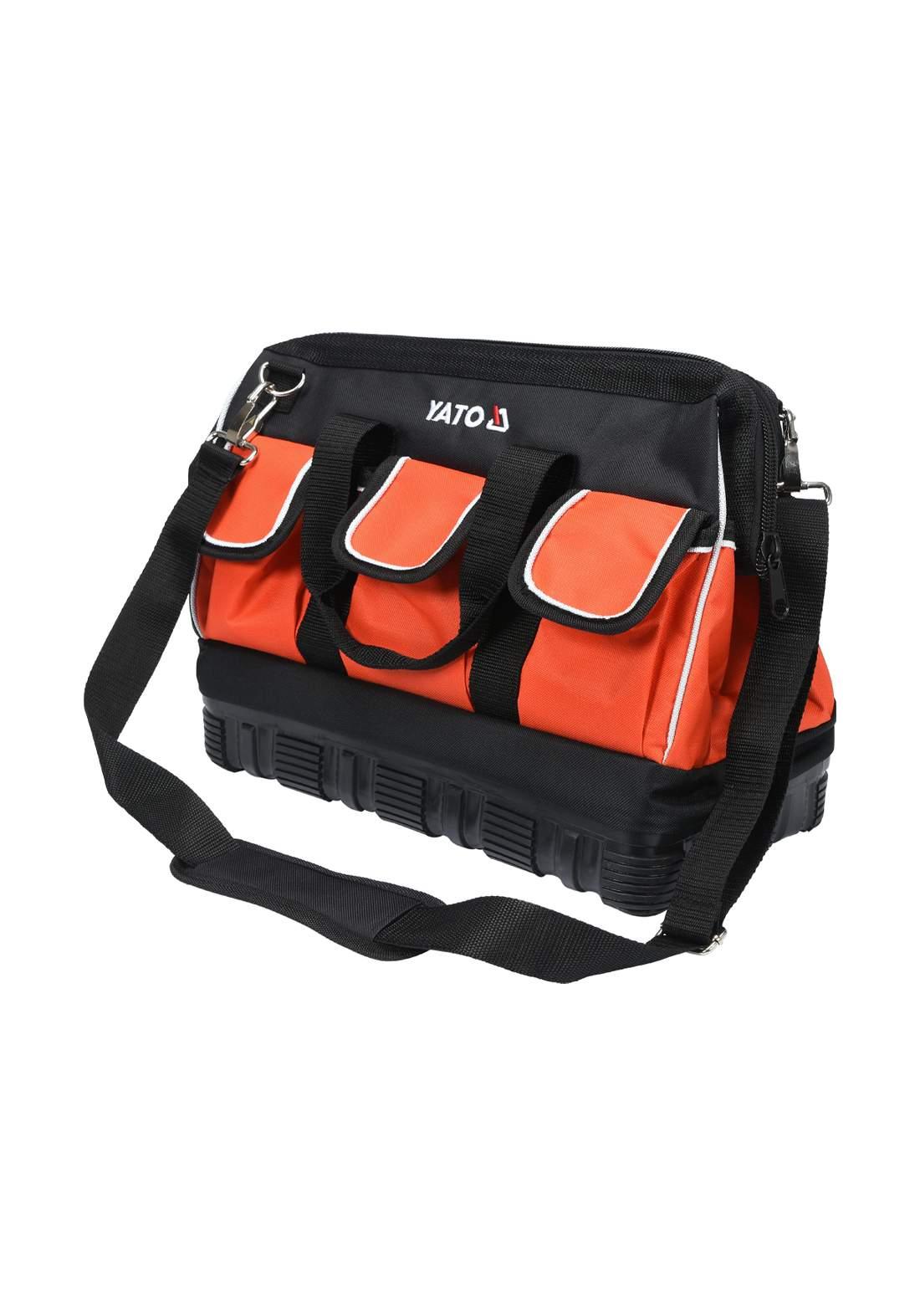 Yato Yt-74361 Tools Bag 15 Pockets حقيبة حمل العدد