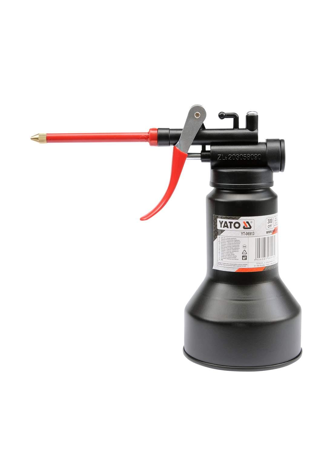 Yato Yt-06913 Oiler Tool 300 ml مسدس تزييت