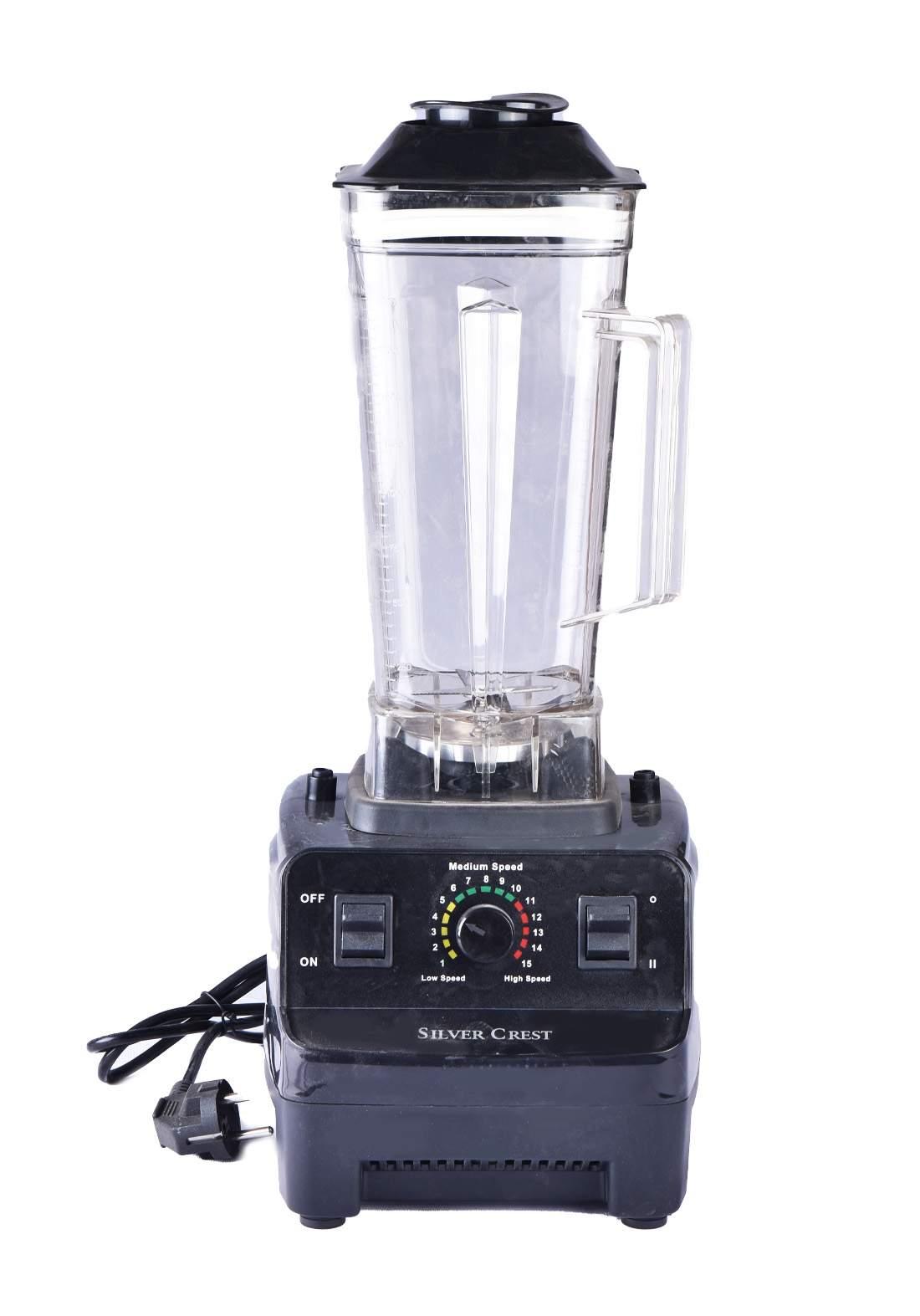 Silver Crest Sj-2002 Blender 5500W خلاط كهربائي