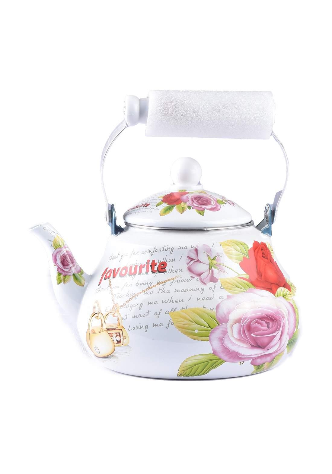 ابريق شاي 1 لتر من تترا سيلفادورا