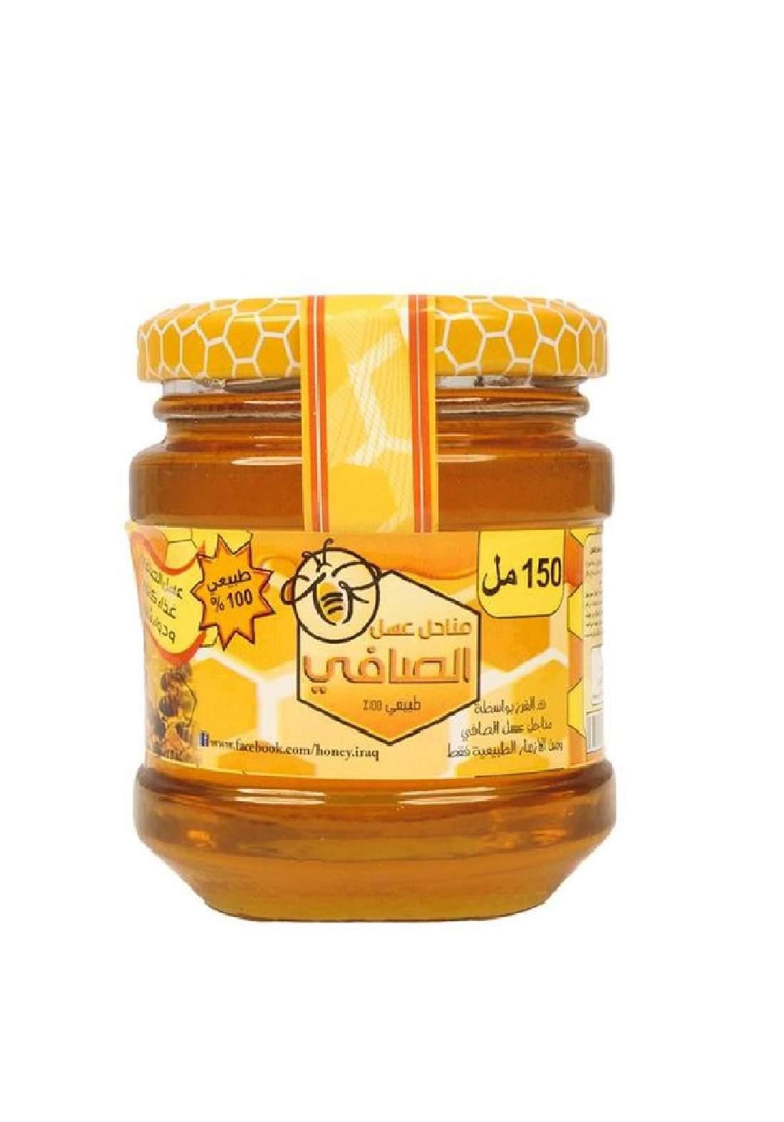 Al Safi Clover blossom Honey عسل زهرة البرسيم الطبيعي