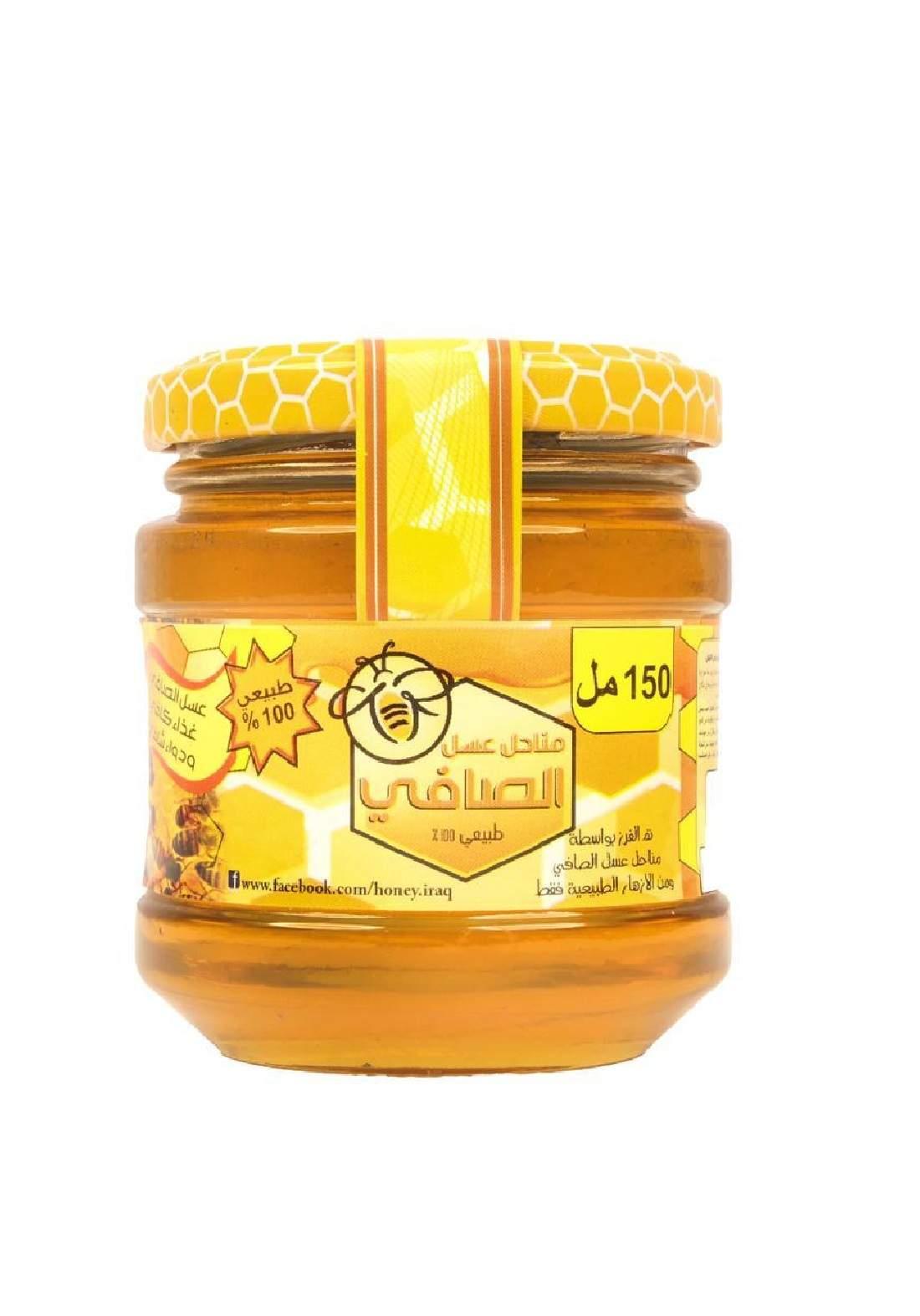 Alsafi Eucalyptus Blossoms Honey 150 ml  عسل الكالبتوز الطبيعي