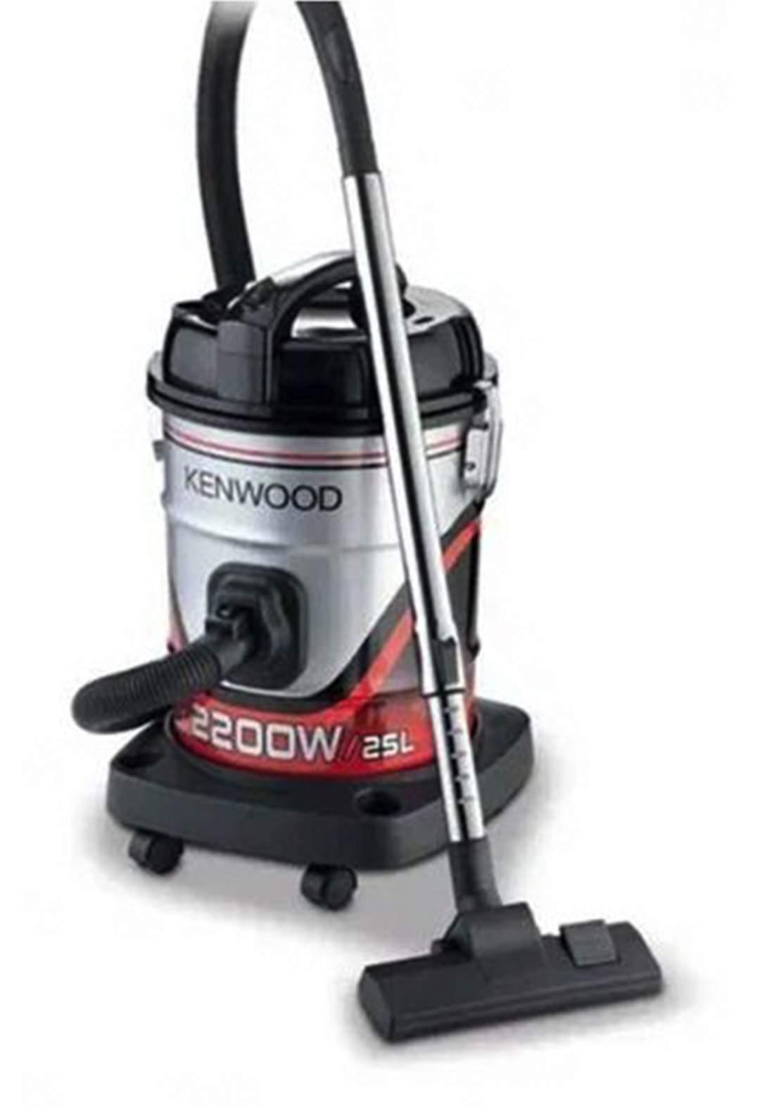 Kenwood VDM60.000BR 2200W Drum Vacuum Cleaner مكنسة كهربائية