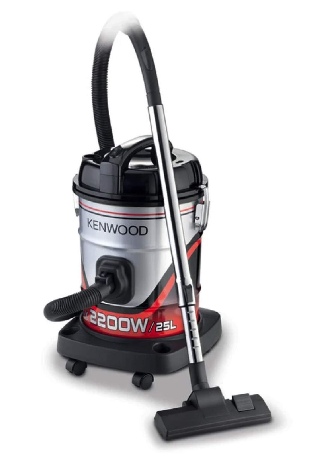 Kenwood VDM40 - 2000W - Drum Vacuum Cleaner  مكنسة كهربائية