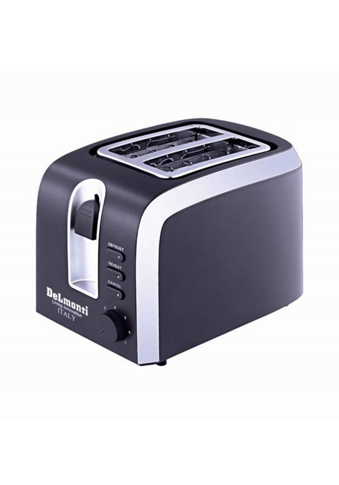Delmonti DL 570 Bread toaster  محمصة كهربائية