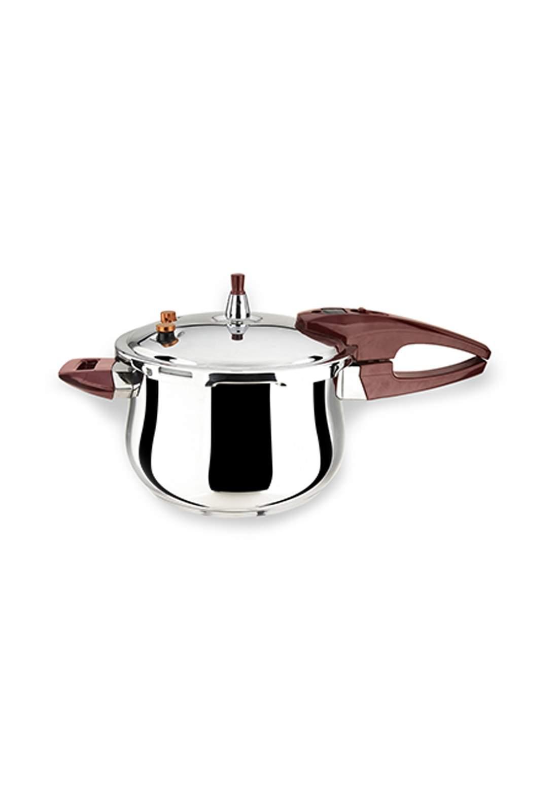 Delmonti  DL1010-8L  Pressure cooker 8L قدر ضغط