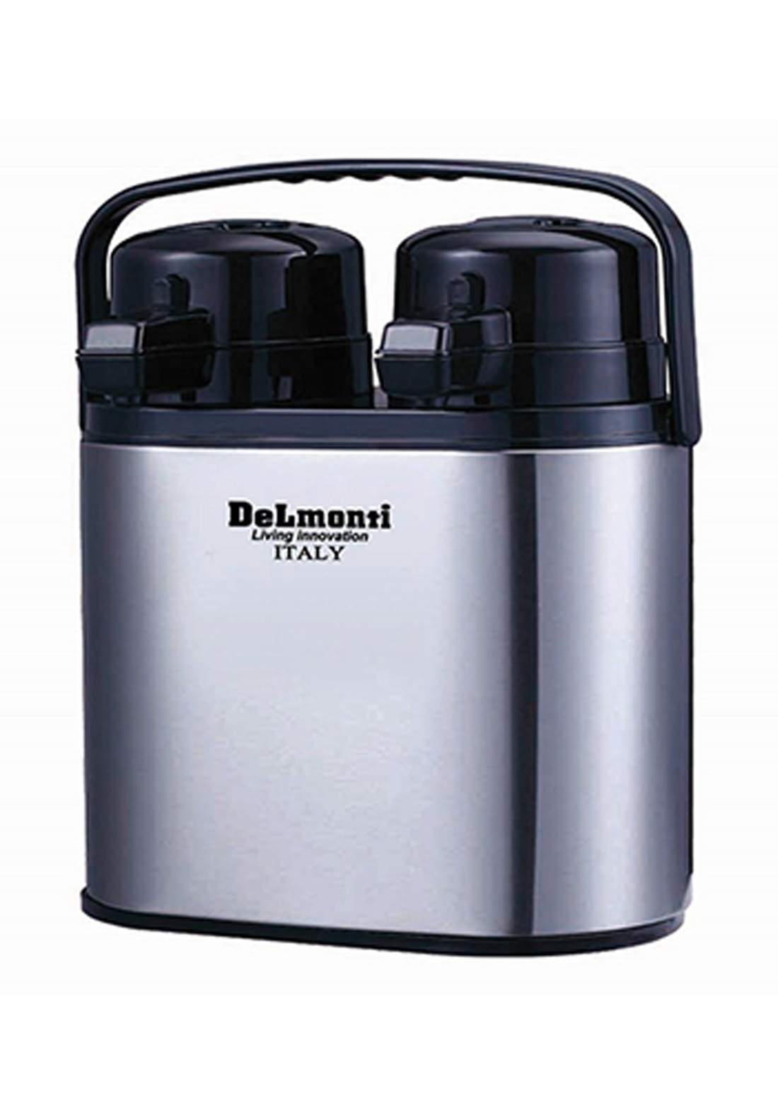 Delmonti   DL1450 Stainless steel twin air pot  3 L ترمز حراري