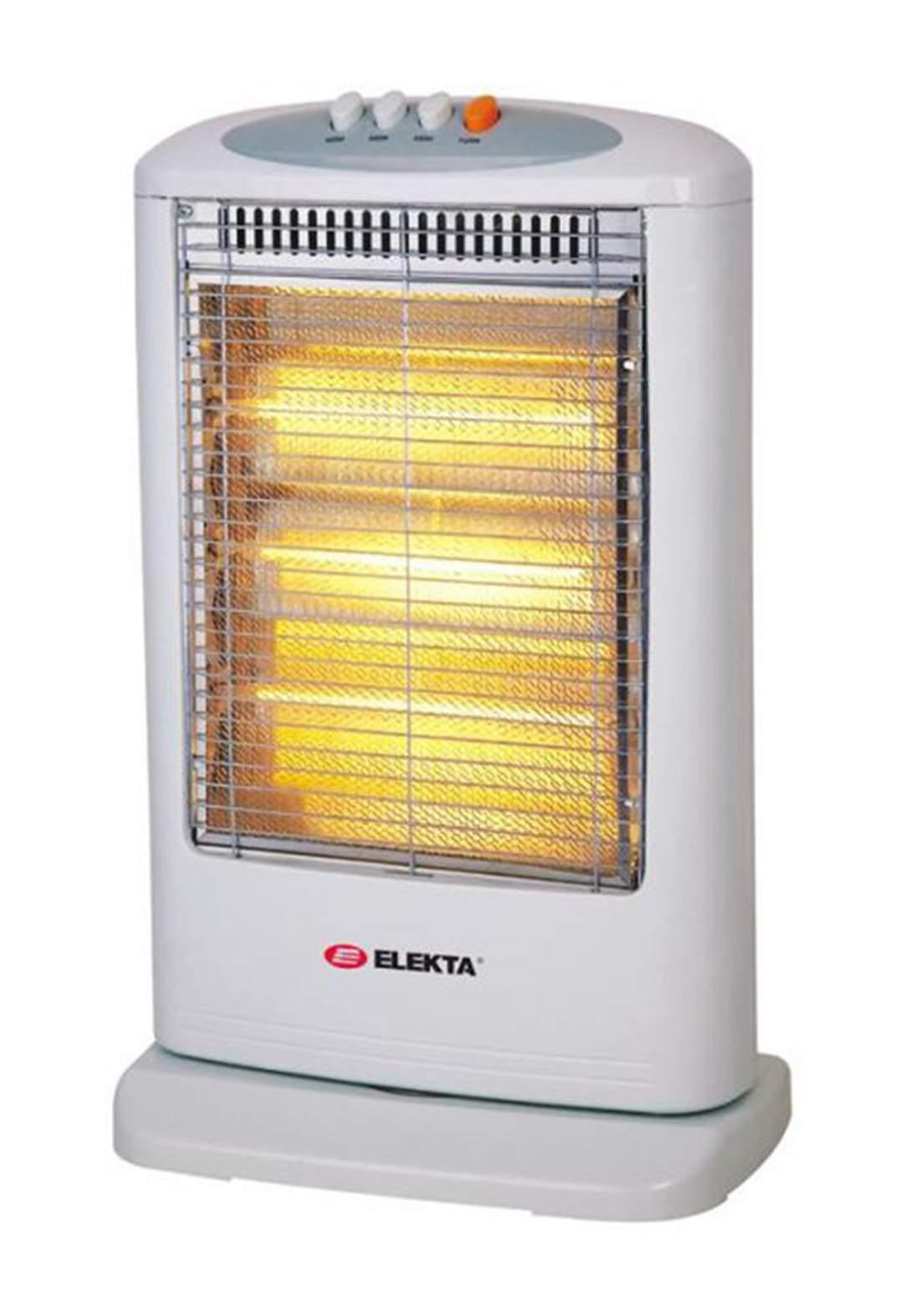 Elekta EHH-906 Halogen Heater with 3 Powerful Halogen Heater Lamps مدفئة هالوجين