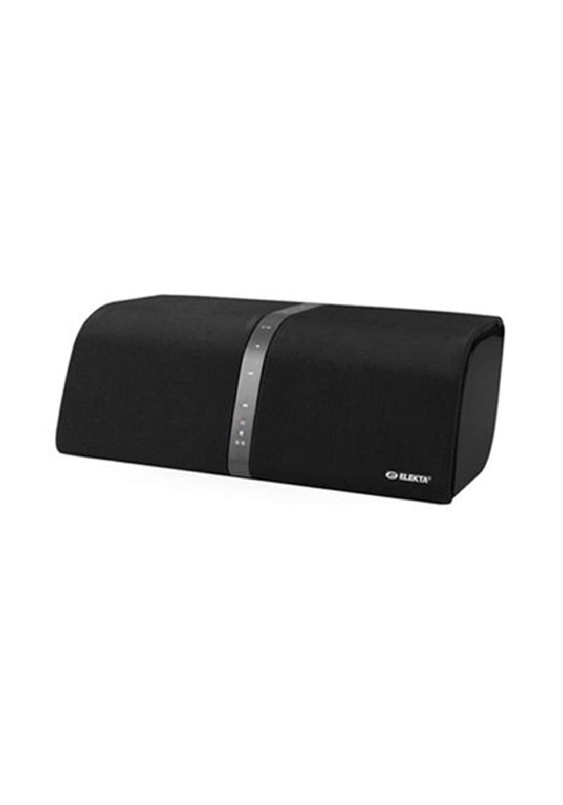 Elekta EP-BTS-10R - Bluetooth Speaker - Black سبيكر