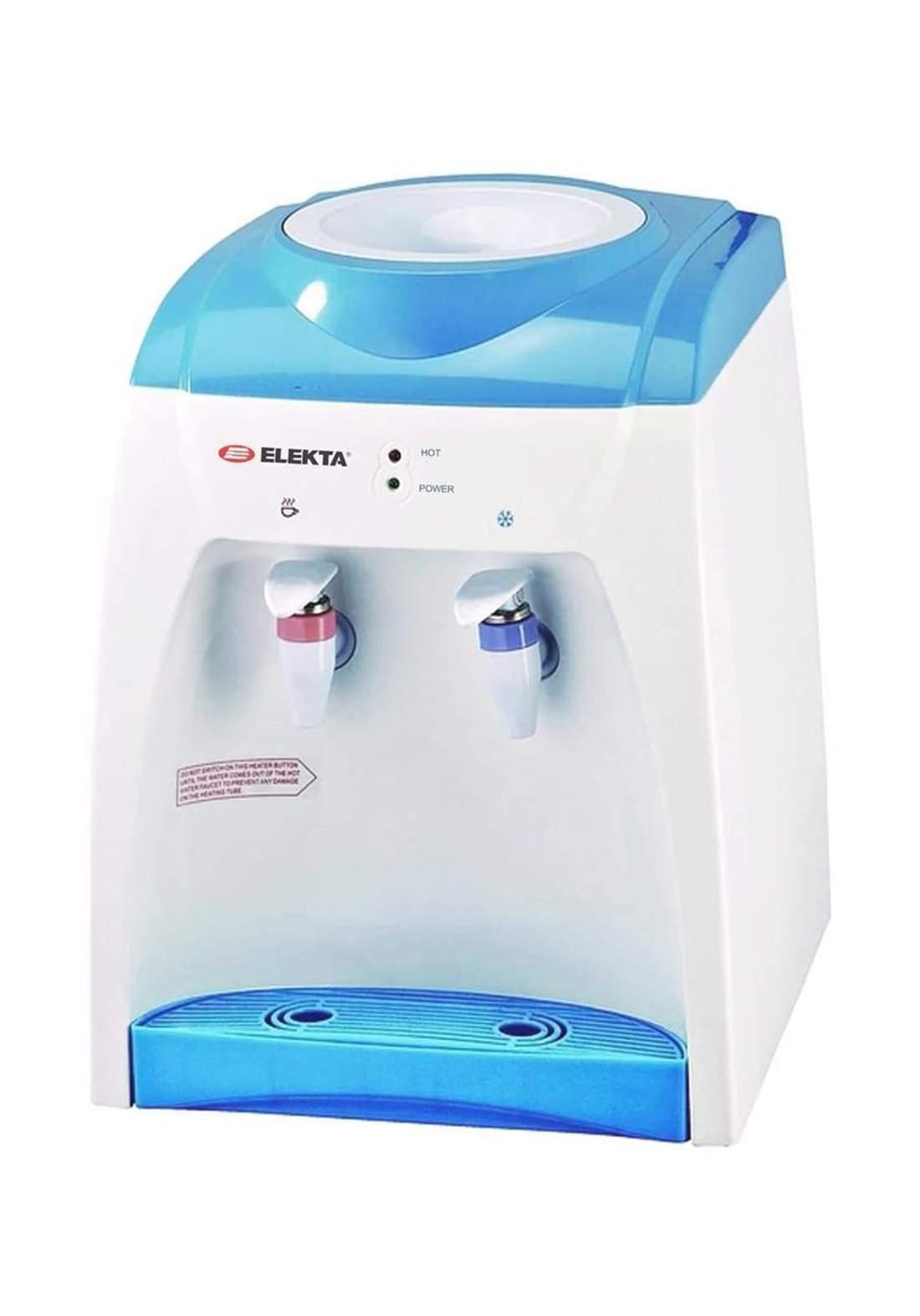 Elekta EWD-327HN Water Dispenser HOT & NORMAL Table top براد ماء