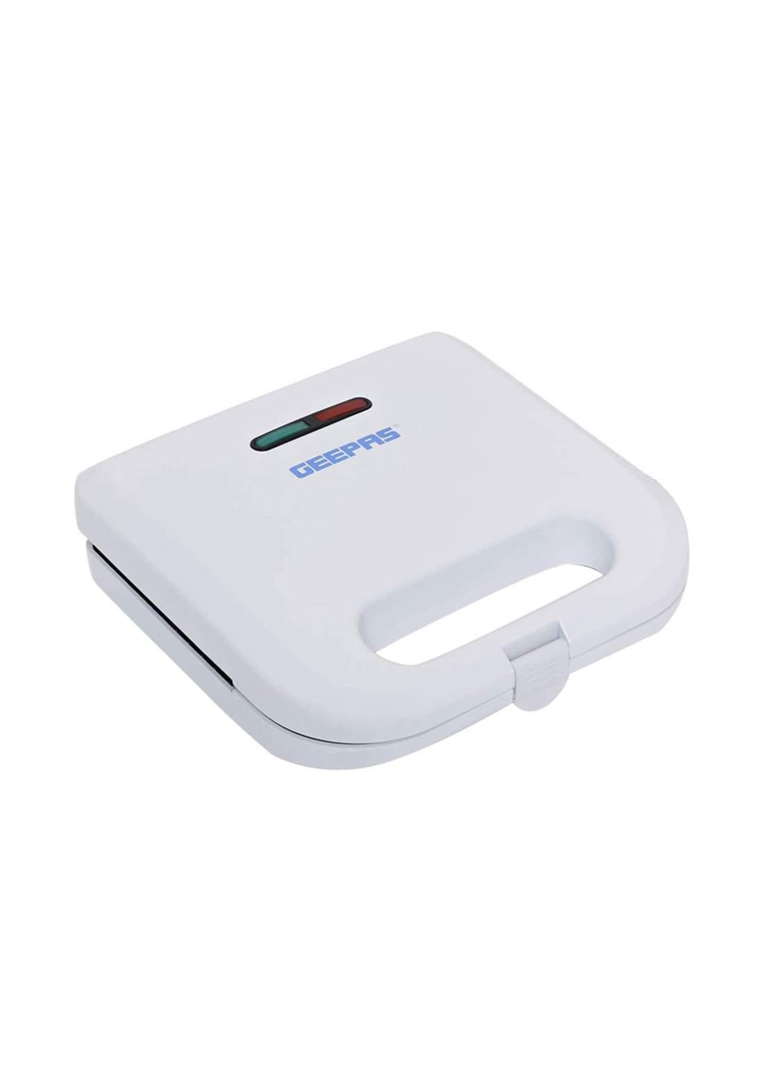 Geepas GS672 Sandwich Toaster 2 Slice  محمصة كهربائية