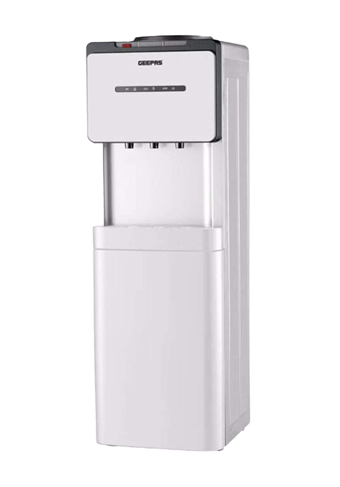 Geepas GWD8355 Water Dispenser - White براد مياه