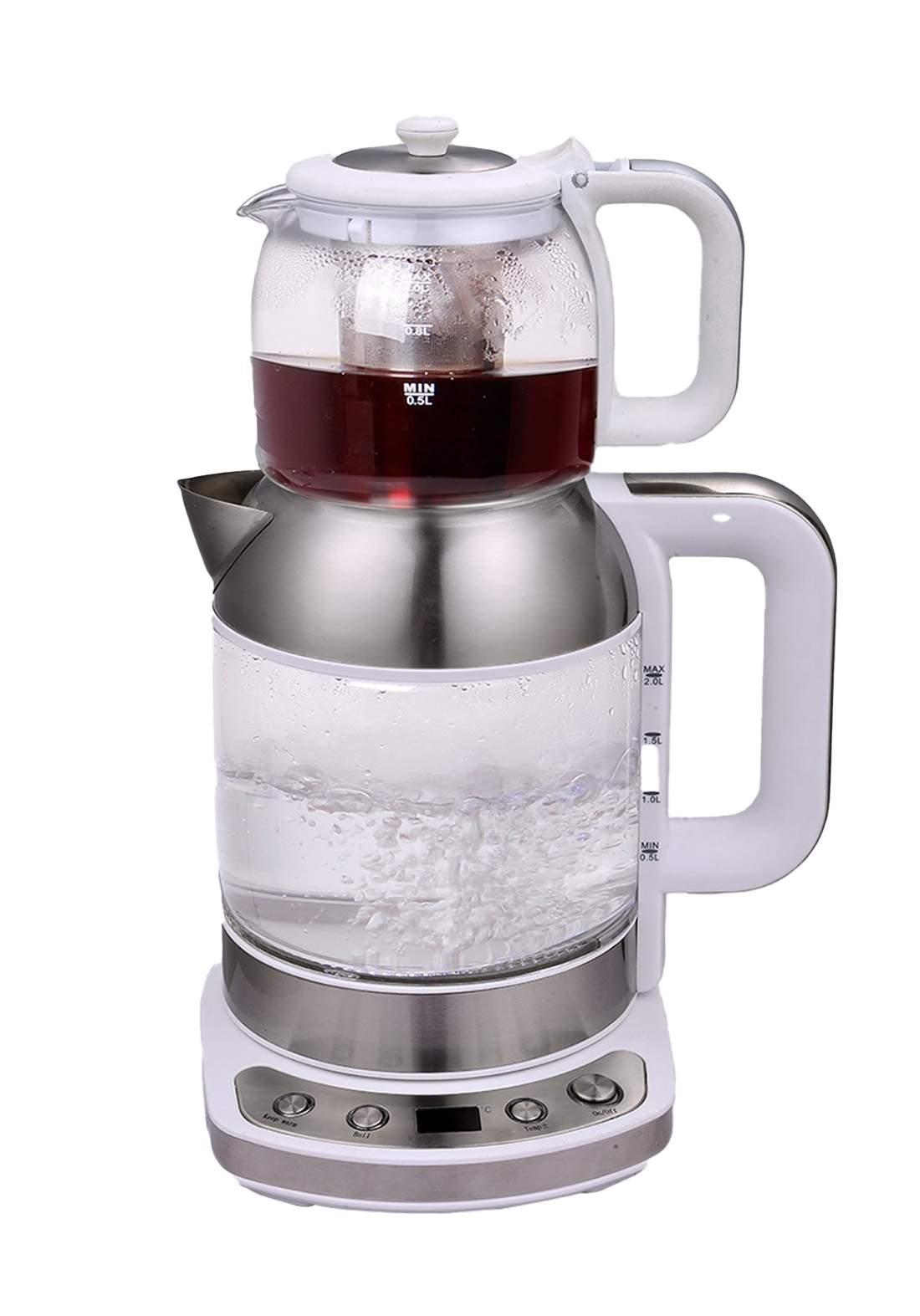 Delmonti Tea maker DL 440 ماكنة صنع الشاي