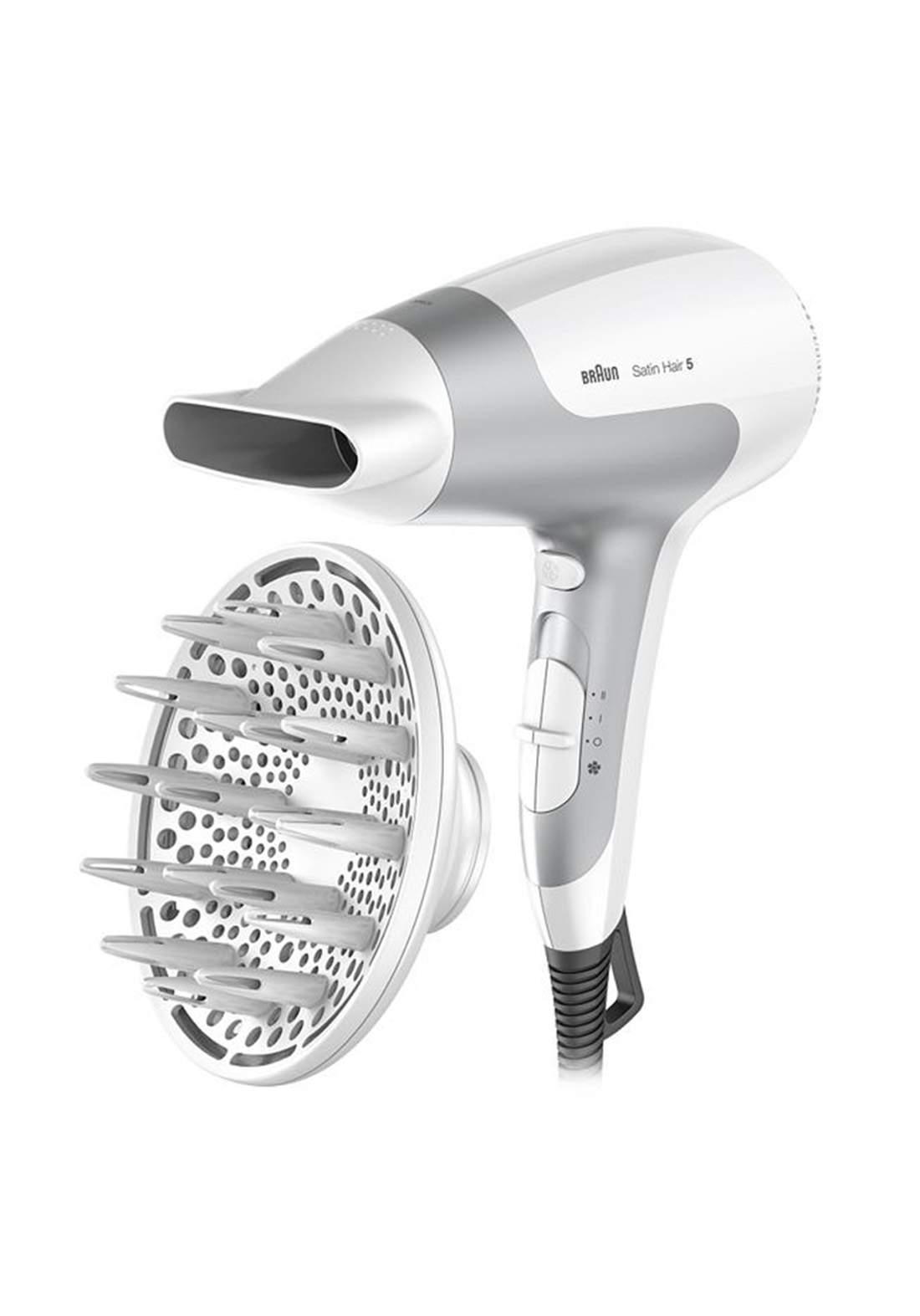 Braun  HD 580 hair dryer مجفف شعر