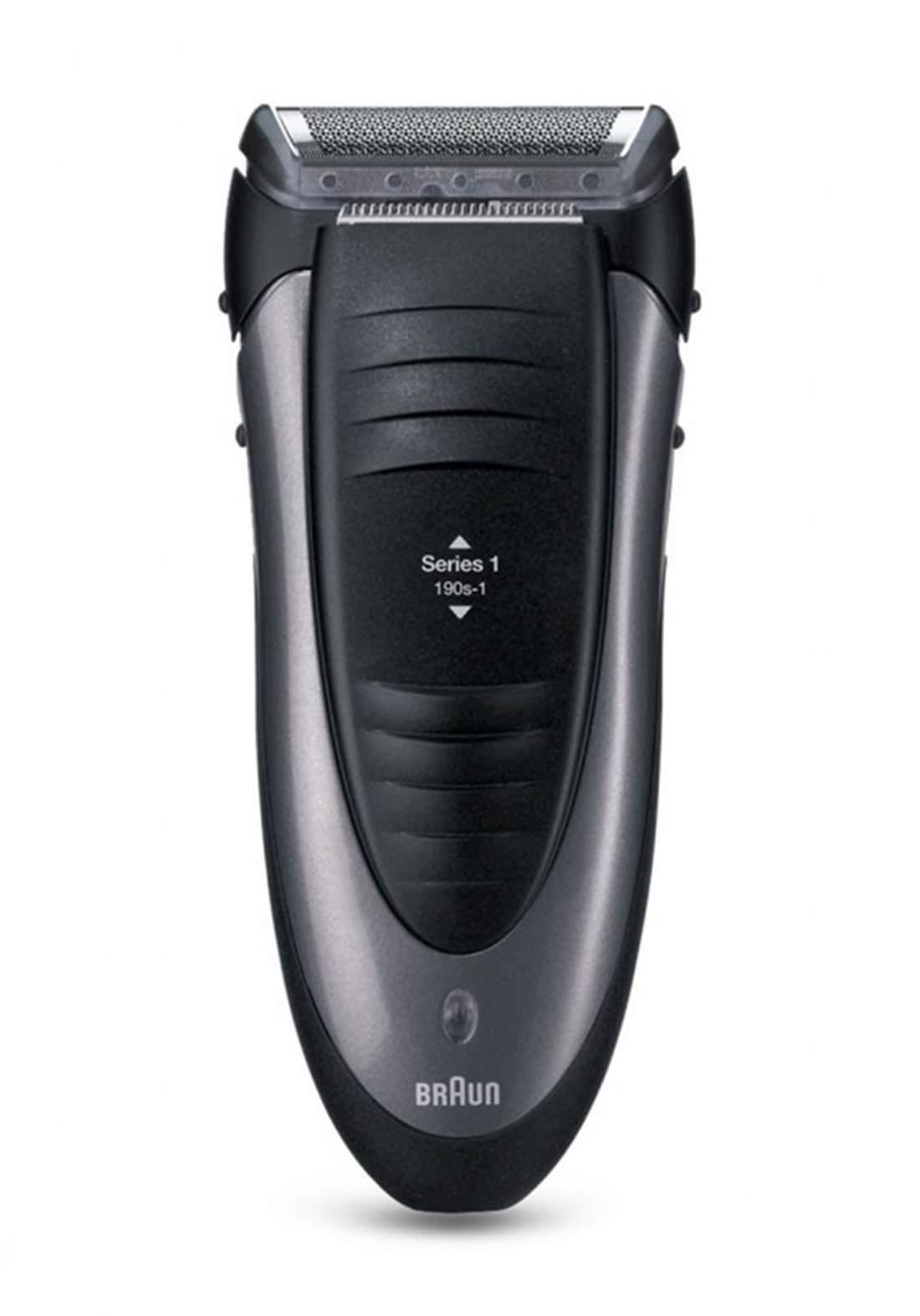 Braun 190s-1 shaver ماكنة حلاقة رجالية