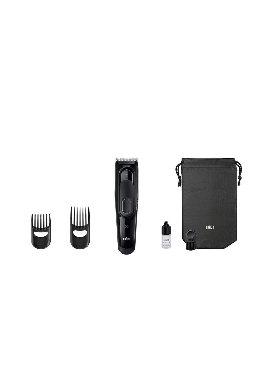 Braun  HC5050 Hair Clipper  ماكنة حلاقة رجالية