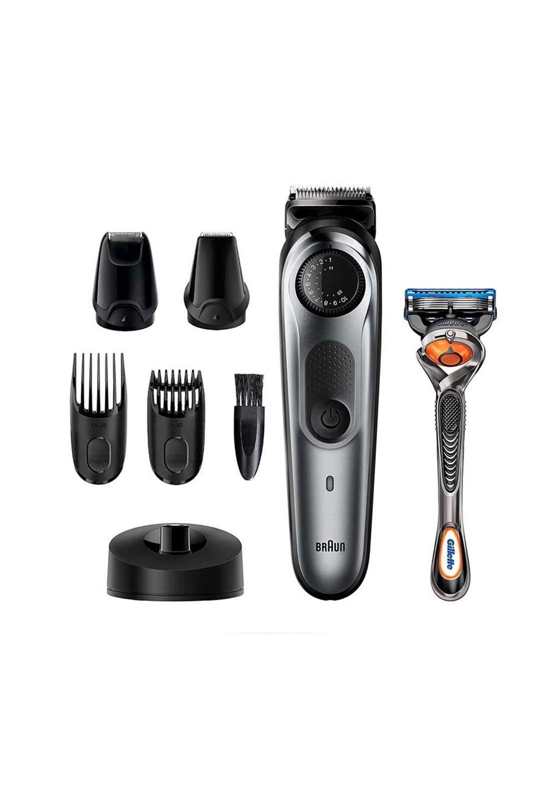 Braun Grooming BT7240 / Beard Trimmer 7   ماكنة حلاقة رجالية