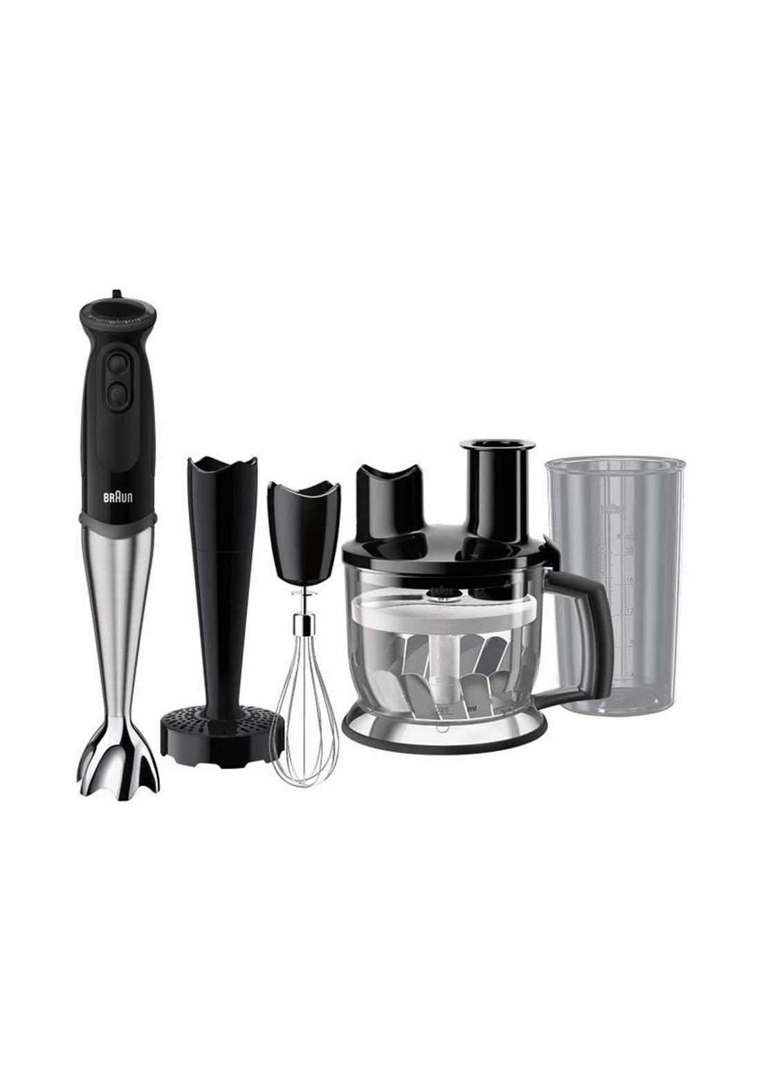 Braun MQ5177BK Buffet  Mixeur Plongeant Noir   خلاط يدوي متعدد الأستخدام