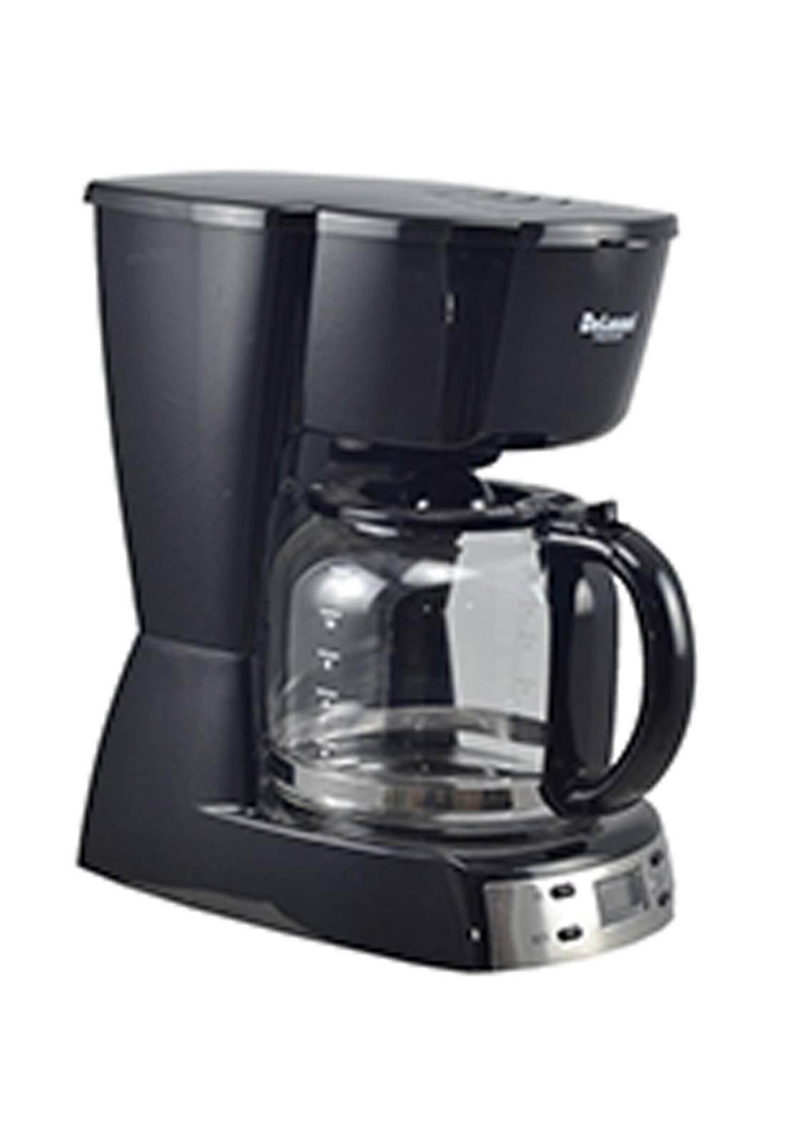 Delmonti  DL 655 Digital coffee maker  ماكنة صنع قهوة