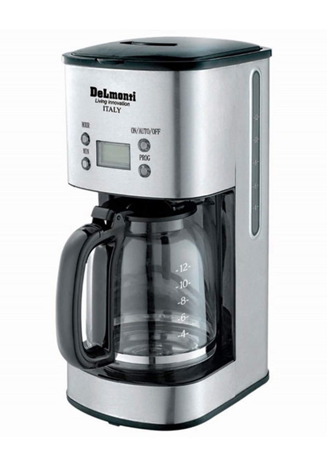 Delmonti DL 650Digital coffee makerماكنة صنع قهوة الرقمية