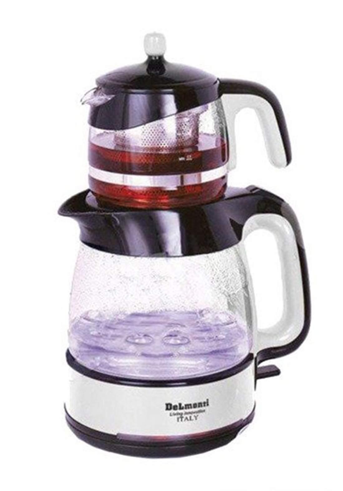 Delmonti DL400 tea maker ماكنة صنع الشاي
