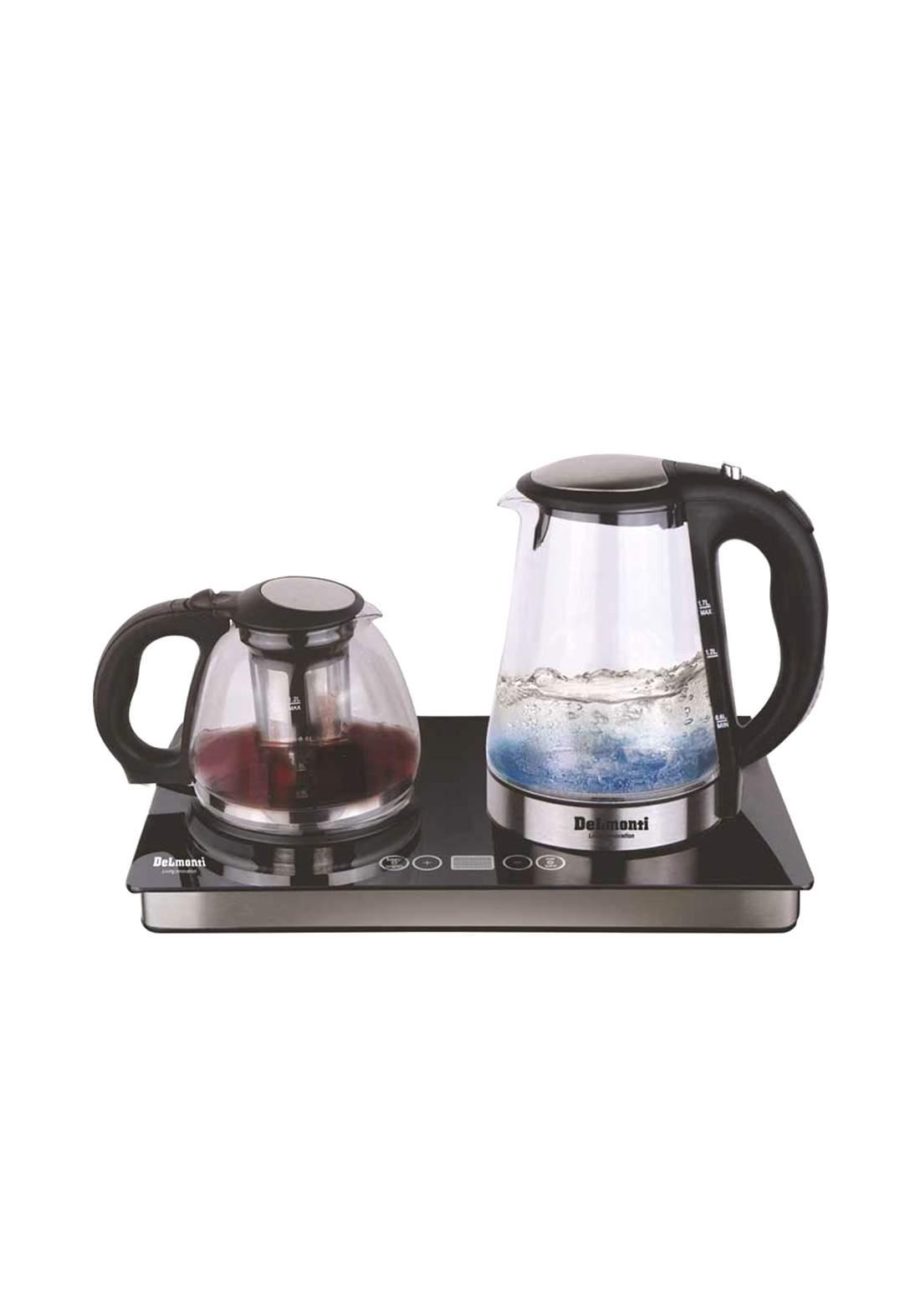 Delmonti DL420D Tea Maker ماكنة صنع شاي رقمية