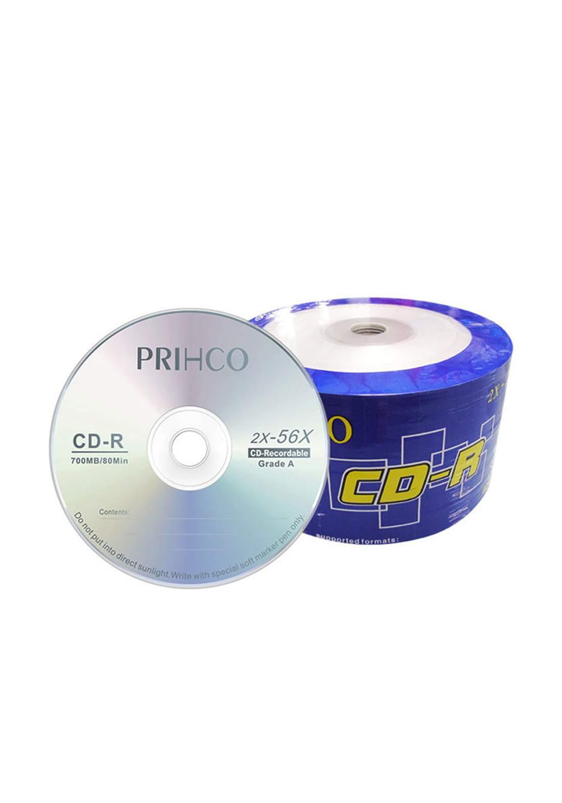 Princo Cd-blank -White قرص