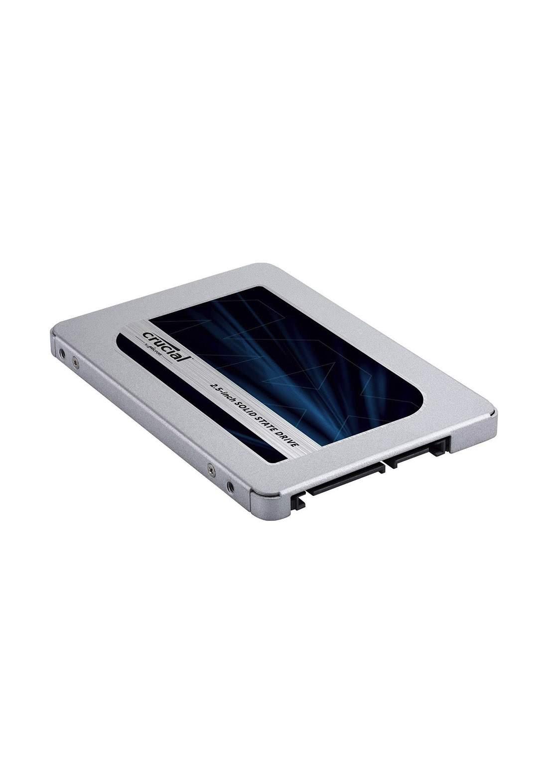 Crucial MX500 1TB 3D Nada 2.5 Inch Internal SSD-Black هارد داخلي