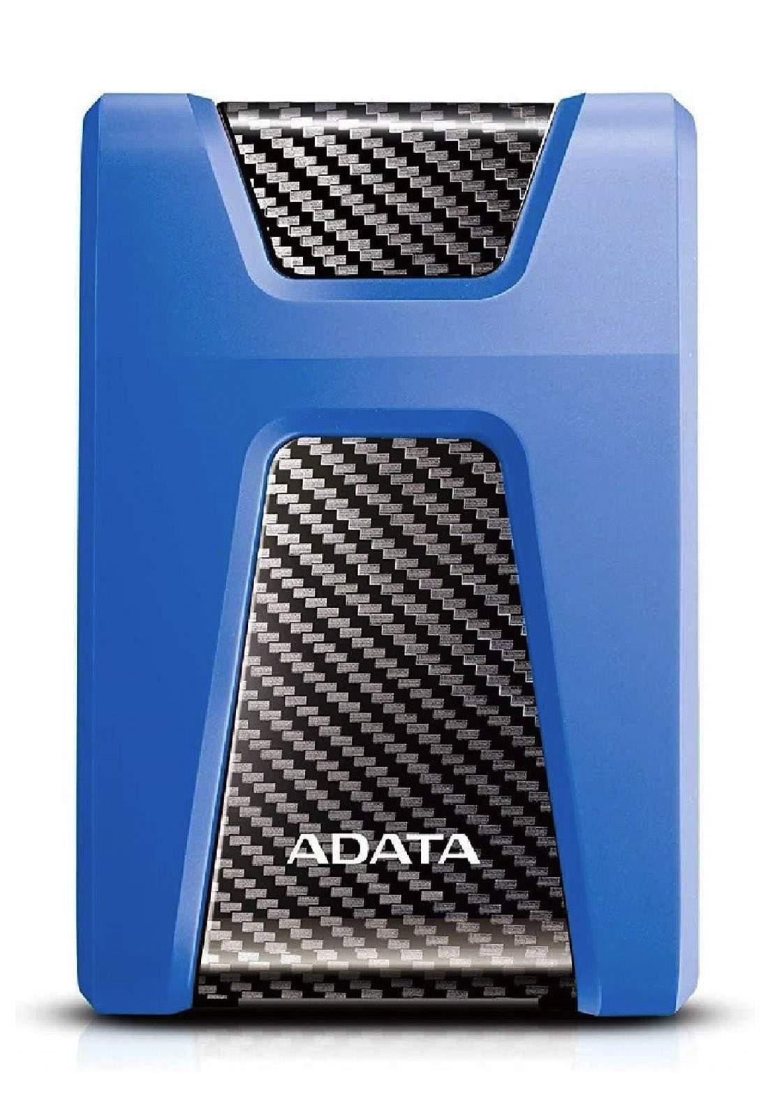 ADATA External HDD HD650 1TB- Blue هارد خارجي