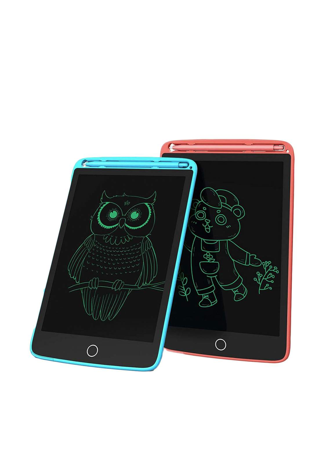 Kidwill Educational Toy Tablet LCD Writing Colorful Screen Board 21inch  سبورة ذكية
