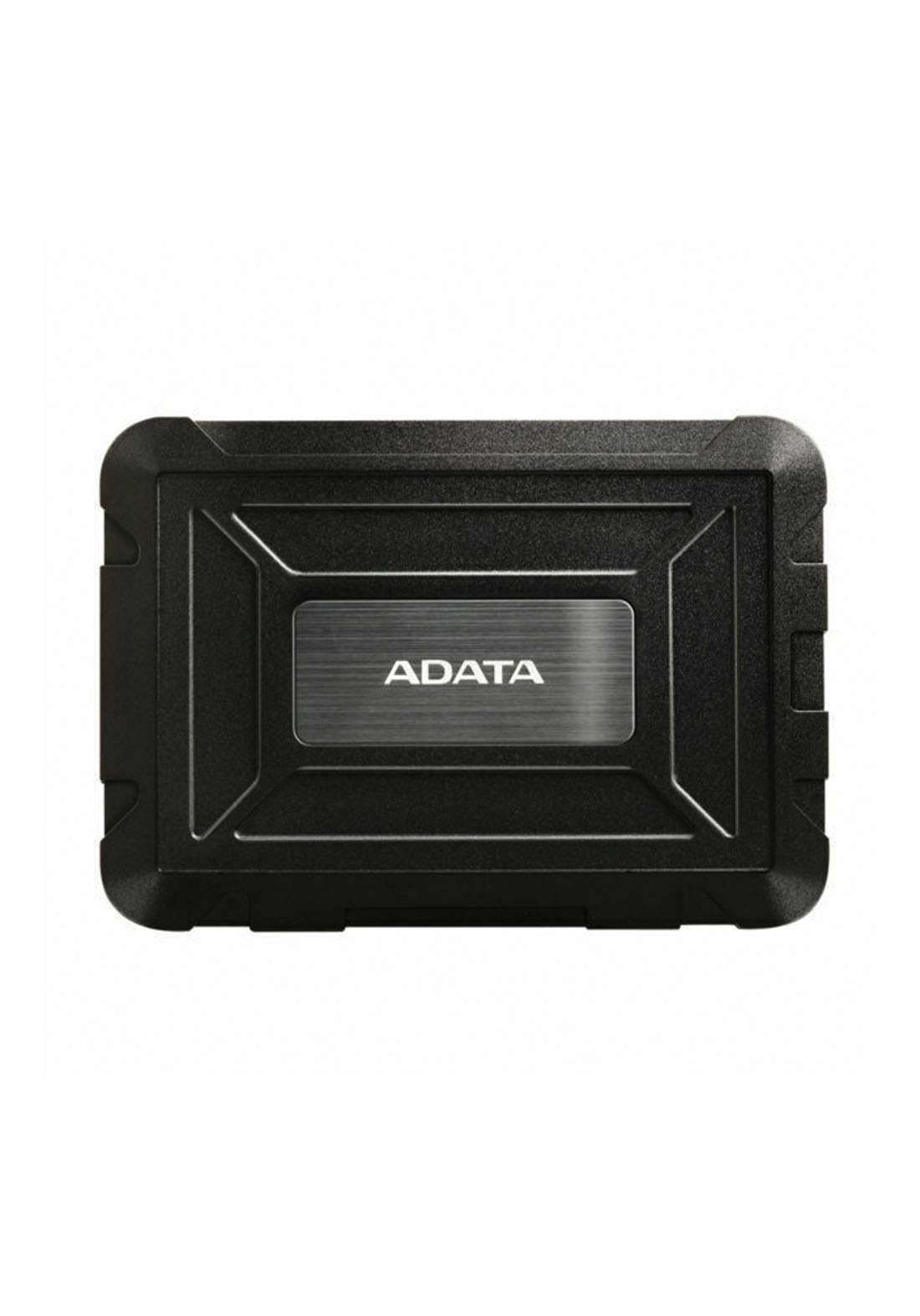 ADATA ED600 2.5 Inch USB 3.0 External Hard Drive- Black حافظة هارد خارجي