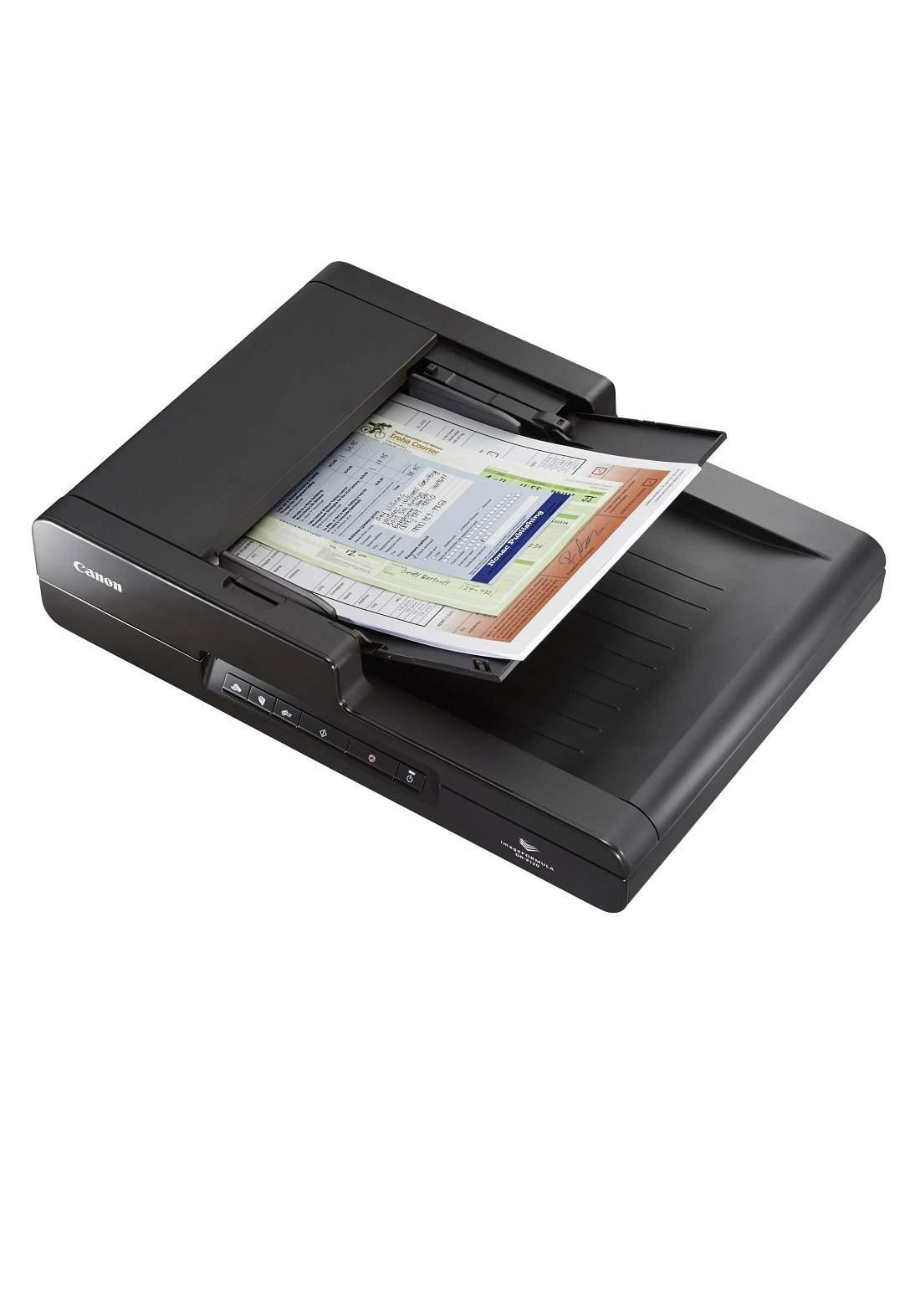 Canon Image Formula DR-F120 Legal Size Scanner - Black طابعة